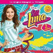 Cover-Bild zu Sierian, Anke: Disney / Soy Luna - Staffel 2: Folge 01 + 02 (Audio Download)