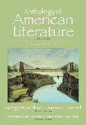 Cover-Bild zu McMichael, George: Anthology of American Literature, Volume I