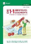 Cover-Bild zu Pohlan, Sabine: Die 1x1-Abenteuergeschichte für die Grundschule