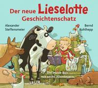 Cover-Bild zu Der neue Lieselotte Geschichtenschatz von Steffensmeier, Alexander