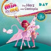 Cover-Bild zu Mia and me: Ankunft in Centopia - Das Hörbuch zur 1. Staffel von THiLO
