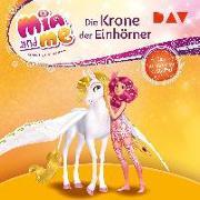 Cover-Bild zu Mia and me: Die Krone der Einhörner - Das Hörbuch zur 2. Staffel von THiLO