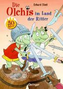 Cover-Bild zu Dietl, Erhard: Die Olchis im Land der Ritter