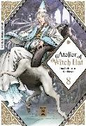 Cover-Bild zu Atelier of Witch Hat 08 von Shirahama, Kamome