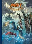 Cover-Bild zu Micky in der alten Welt von Camboni, Silvio