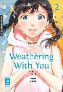 Cover-Bild zu Weathering With You 02 von Shinkai, Makoto