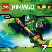Cover-Bild zu Gustavus, Frank (Reg.): LEGO Ninjago 7
