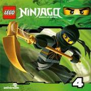 Cover-Bild zu Frass, Wolf (Erz.): LEGO Ninjago 4