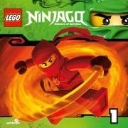 Cover-Bild zu Frass, Wolf (Erz.): LEGO Ninjago 01. Masters of Spinjitzu