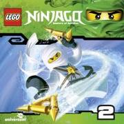 Cover-Bild zu Frass, Wolf (Erz.): LEGO Ninjago 2