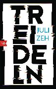 Cover-Bild zu Zeh, Juli: Treideln (eBook)