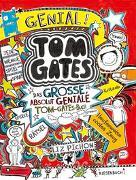 Cover-Bild zu Pichon, Liz: Tom Gates - Das große, absolut geniale Tom-Gates-Buch