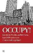 Cover-Bild zu Greif, Mark (Hrsg.): Occupy! (eBook)