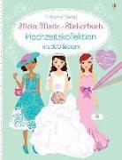 Cover-Bild zu Watt, Fiona: Mein Mode-Stickerbuch: Hochzeitskollektion