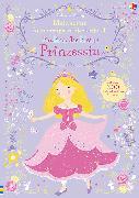 Cover-Bild zu Watt, Fiona: Mein erstes Anziehpuppen-Stickerbuch: Paulina, die kleine Prinzessin
