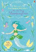 Cover-Bild zu Watt, Fiona: Mein erstes Anziehpuppen-Stickerbuch: Mia, die kleine Meerjungfrau