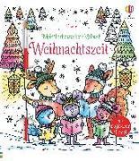 Cover-Bild zu Watt, Fiona: Mein Farbenzauber-Malbuch: Weihnachtszeit