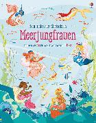 Cover-Bild zu Watt, Fiona: Mein funkelndes Stickerbuch: Meerjungfrauen