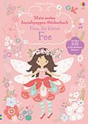 Cover-Bild zu Watt, Fiona: Mein erstes Anziehpuppen-Stickerbuch: Fina, die kleine Fee