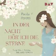 Cover-Bild zu Peretti, Paola: In der Nacht hör' ich die Sterne (Audio Download)