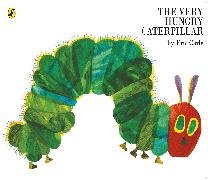 Cover-Bild zu Carle, Eric: The Very Hungry Caterpillar (Big Board Book)