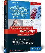 Cover-Bild zu Ackermann, Philip: Professionell entwickeln mit JavaScript