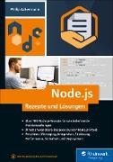 Cover-Bild zu Ackermann, Philip: Node.js - Rezepte und Lösungen (eBook)