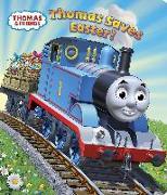 Cover-Bild zu Thomas Saves Easter! (Thomas & Friends) von Awdry, W. Rev