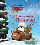 Cover-Bild zu A Very Mater Christmas (Disney/Pixar Cars) von Berrios, Frank