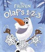 Cover-Bild zu Olaf's 1-2-3 (Disney Frozen) von RH Disney