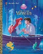 Cover-Bild zu The Little Mermaid Big Golden Book (Disney Princess) von RH Disney