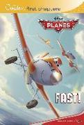 Cover-Bild zu Fast! (Disney Planes) von RH Disney