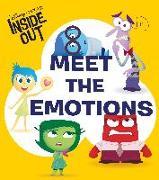 Cover-Bild zu Meet the Emotions (Disney/Pixar Inside Out) von RH Disney