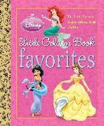 Cover-Bild zu Disney Princess Little Golden Book Favorites (Disney Princess) von RH Disney