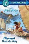 Cover-Bild zu Moana Finds the Way (Disney Moana) von RH Disney