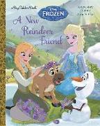 Cover-Bild zu A New Reindeer Friend (Disney Frozen) von RH Disney