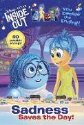 Cover-Bild zu Sadness Saves the Day! (Disney/Pixar Inside Out) von West, Tracey