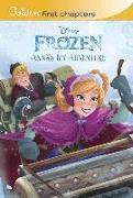 Cover-Bild zu Anna's Icy Adventure (Disney Frozen) von RH Disney