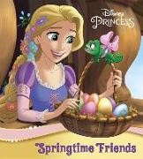 Cover-Bild zu Springtime Friends (Disney Princess) von RH Disney