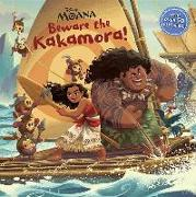 Cover-Bild zu Beware the Kakamora! (Disney Moana) von RH Disney