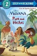 Cover-Bild zu Pua and Heihei (Disney Moana) von RH Disney