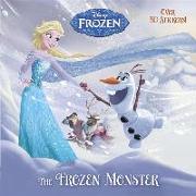 Cover-Bild zu The Frozen Monster (Disney Frozen) von RH Disney