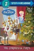 Cover-Bild zu The Christmas Party (Disney Frozen) von Posner-Sanchez, Andrea