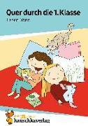 Cover-Bild zu Maier, Ulrike: Quer durch die 1. Klasse, Lesen üben - A5-Übungsblock
