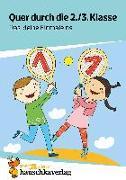 Cover-Bild zu Heiß, Helena: Quer durch die 2./3. Klasse, Das kleine Einmaleins - A5-Übungsblock