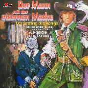 Cover-Bild zu Dumas, Alexandre: Der Mann mit der eisernen Maske, Folge 2: Der Sträfling des Königs (Audio Download)