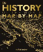 Cover-Bild zu DK: History of the World Map by Map