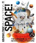 Cover-Bild zu DK: Knowledge Encyclopedia Space!