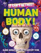 Cover-Bild zu DK: It Can't Be True! Human Body!