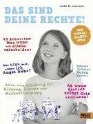 Cover-Bild zu Leitzgen, Anke M.: Das sind deine Rechte!